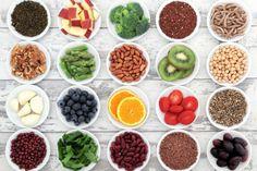 aliments pauvres en glucides pour faire un régime Low Carb - recettes de cuisine