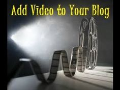 How to Add Video to Your Blog | Chef Katrina Blogging Coach