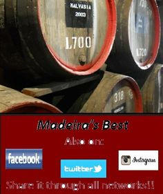 Madeira's Best is present also on Facebook, here: https://twitter.com/madeiras_best   Twitter, here: https://www.facebook.com/madeirasbestwine  and Instagram!!