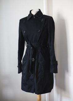 Veste noir pas cher