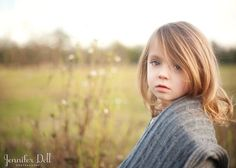 8 tips for photographing uncooperative children by Jennifer Dell: