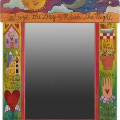 Sticks mirror #8