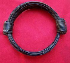 JE2F7 18 hair bracelet. Nice Bulky. Diameter 3inc Price $130 incl. ship & ins Elephant Bracelet, African Elephant, Bracelet Designs, Jewelry Bracelets, Mens Fashion, My Style, Safari, Knot, Ethnic
