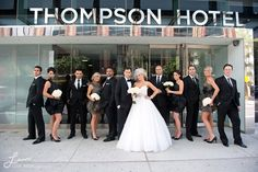 Classic Thompson Hotel Toronto Wedding – Photography » Lisa Mark Photography