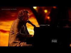 ▶ Josh Krajcik - Hallelujah - X Factor USA (Semi Final) - YouTube