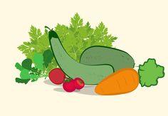 Receitas com verduras e legumes para crianças. Confira! #nutrição