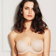 The Best Strapless Bra for Big Boobs: Wacoal's Red Carpet Full Busted Strapless Underwire Bra