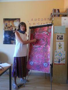 Disfrutando en y de las formaciones de la Homeopatía en Imágenes.  lluïsa&rosó www.holoplace.net/info