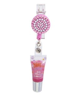 Rhinestone Yoyo Lip Gloss | Lip Gloss | Beauty | Shop Justice