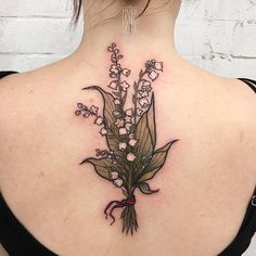 Lily of the Valley _weekender #TAOT #germantattooers
