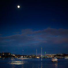 Moonlight by Ulf Bodin