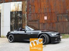 Modified BMW Z3 1997 Picture 1