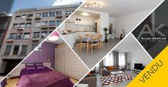 VENDU - Allen Keapler vous annonce que l'appartement 2 chambres en bordure du centre ville à Liège est vendu. D'autres de nos clients cherchent ce type de bien. Vous souhaitez vendre votre maison, contactez-nous au 04 277 17 07.