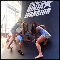Top Gym Workouts for American Ninja Warrior Competitors Like Jessie Graff How Kacy Catanzaro Became an American Ninja Warrior America Ninja Warrior, Ninja Warrior Course, Kacy Catanzaro, Fitness Tips, Fitness Motivation, Cultura General, Parkour, Gym Workouts, Workout Tips