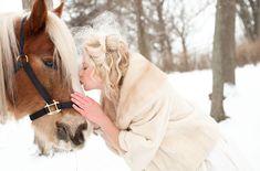 Lustige Fotografie Winter Hochzeitsideen 2013!