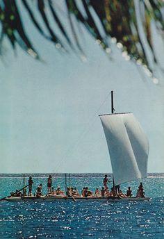 Tahiti, Isles of the South Pacific