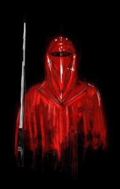 The Emperor's Royal Guard - Star Wars - Rafał Rola