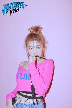"Yeri |  The Perfect Red Velvet: Series 2 ""Bad Boy"" by Red Velvet Teaser Photos | 레드벨벳 | 2018 | repackaged album | 예리 | Kim Yerim | 김예림"