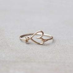 handmade ring | Truly, Emily