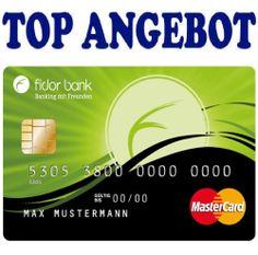 Girokonto Konto ohne Schufa + Mastercard + 199 € Dispo Kredit ohne Schufa