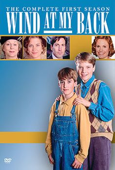 Canadian production of Wind at My Back 1996 - 2001