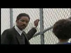 Scene from Pursuit of Happyness
