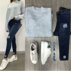 Pin by bora.skr on things to wear in 2019 женская одежда, мо Girls Fashion Clothes, Winter Fashion Outfits, Look Fashion, Fall Outfits, Cute Casual Outfits, Simple Outfits, Stylish Outfits, Mode Ootd, College Outfits