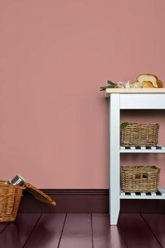 Paint Colours |  Cinder Rose  | Farrow & Ball
