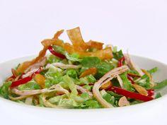 Chinese Turkey Salad Recipe : Giada De Laurentiis : Food Network - FoodNetwork.com