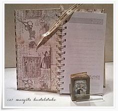 Buchkalender / Timeplaner Home Decor, Crafting, Ideas, Decoration Home, Room Decor, Home Interior Design, Home Decoration, Interior Design