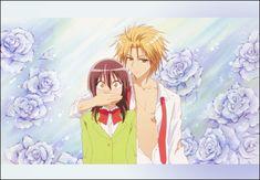kaichou wa maid sama ^^ such a cute anime ^^