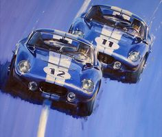 afasJournal.com the online automotive fine art magazine