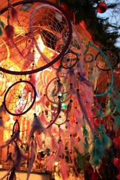 Dream catchers #boho #hippie ☮k☮ #bohemian