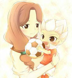 Axel and his mother Animated Cartoons, Shuya, Eleventh, Disney Characters, Animation, Anime, Cartoon, Boy Art, Manga