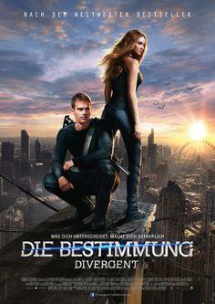 Die Bestimmung - Divergent Filmplakat © 2014 Concorde Filmverleih GmbH