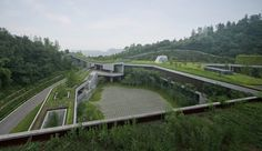 Gallery - Chongqing Taoyuanju Community Center / Vector Architects - 1