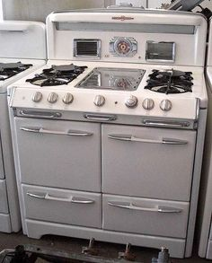 General Appliance Refinishing, Inc. - Stoves For Sale: Late 1940's O'Keefe & Merritt