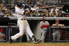 Jeter's on a roll. #yankees #baseball