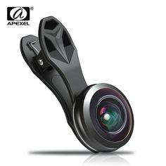 APEXEL Phone super fisheye lens
