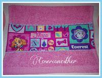 CoserconEsther: Toallitas manos tuneadas (varias) Hand Towels, Hands