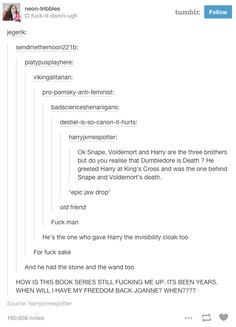 Mind blown. Click to read article which goes into further detail. Just in case you needed any more proof that JK Rowling is a genius.