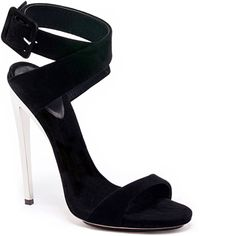 Black White. Guiseppe Zanotti Spring 2013 Collection.