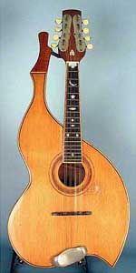 Harp Mandolins, Ukes, etc.