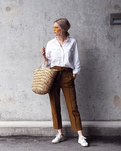 21 Stylish Photos From Our 30-Day Summer Style Challenge   WhoWhatWear