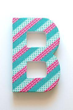 Fantásticas ideas de decoración con wah tape¡¡ y deja volar tu imaginación