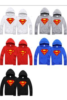 New Men's Superman classic logo movie quality cotton by wincosplay, $40.00