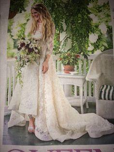Wedding Dress On Pinterest