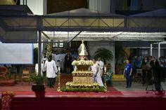 Celebran a la Virgen a pesar de la lluvia - Fotos - ABC Color