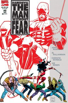 The Man Without Fear #3