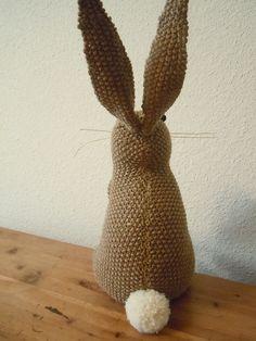 seed stitch rabbit